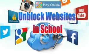 unblock websites in school